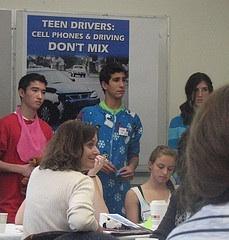 brookline high school driving test